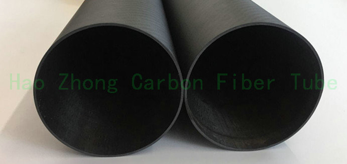84MM x 80MM Carbon Fiber Tube Matt 3k 500MM Long with 100% full carbon, (Roll Wrapped) Quadcopter Hexacopter Model 84*80 4 pcs 3k roll wrapped carbon fiber tube 21mm 19mm 500mm with 100