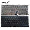 Клавиатура для ноутбука GZEELE  клавиатура для Apple Macbook Air 13 3 дюйма  A1466  A1369  клавиатура для ноутбука MD231  MD232  MC503  MC504  2011-15 лет