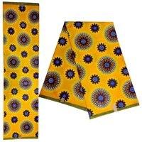 Hot Sale java wax fabric  super batik dutch wax ankara in large stocks for fashion sewing 6yds/pcs!smt