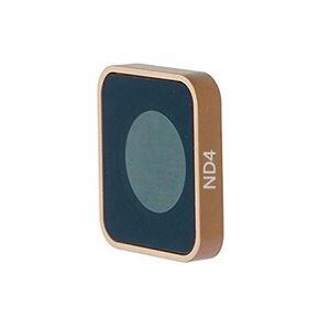 Image 3 - CNC الألومنيوم HD MRC ND4 ND8 ND16 ND32 الذهب اللون عدسة تصفية ل GoPro بطل 5 6 7 أسود كاميرا