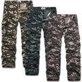 Good Quality Military Cargo Pants Men Hot Camouflage Cotton Men Trousers Plus size S-4XL