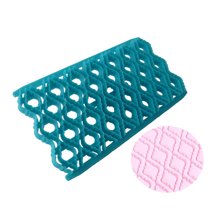 Embossing Strips Basic Graphic Printing Mold Geometric Shape Biscuits Cookie Mold Fondant Surrounding Tools in Cake Molds from Home Garden