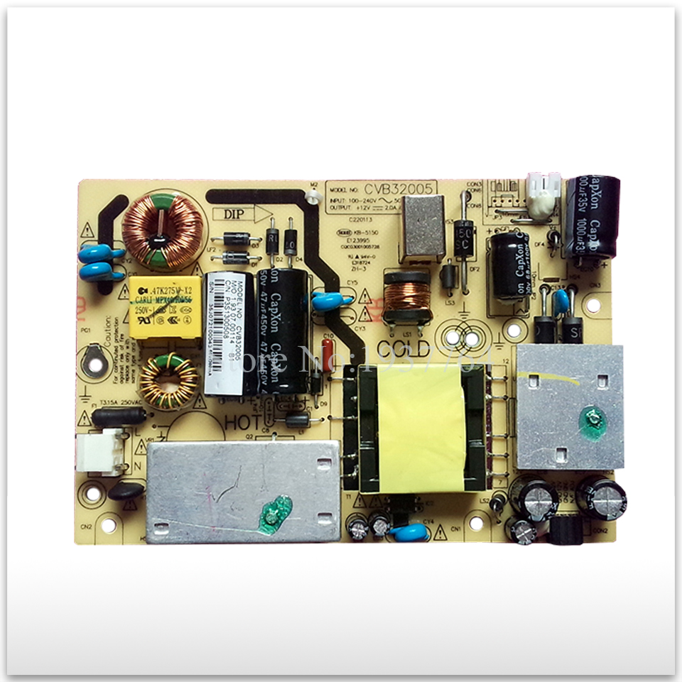 100% new Original power supply board CVB32005 good board new original power ac1207
