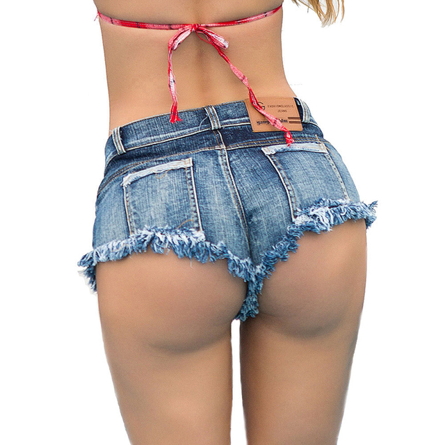 Sexy short jean
