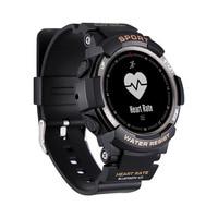 696 IP68 F6 smart watch Profissional Ao Ar Livre à prova d' água heart rate monitor|Pulseiras inteligentes| |  -