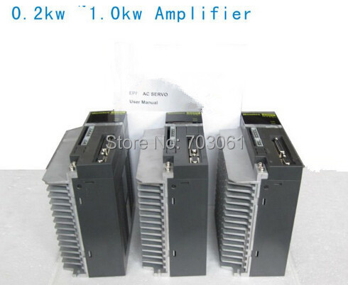 0.2kw to 1.0kw Amplifier servo motor driver dcs810 leadshine digital dc brush servo drive servo amplifier servo motor controller up to 80vdc 20a new original