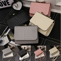 NEW Women Leather Shoulder Bag Clutch Alligator Handbag Fashion Tote Purse Hobo Messenger