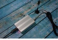 새로운 10 khz-2 ghz 12bit sdr 수신기 sdrplay rsp1 rsp2 RTL-SDR hackrf 업그레이드 am fm hf ssb cw 수신기 풀 밴드 햄 라디오