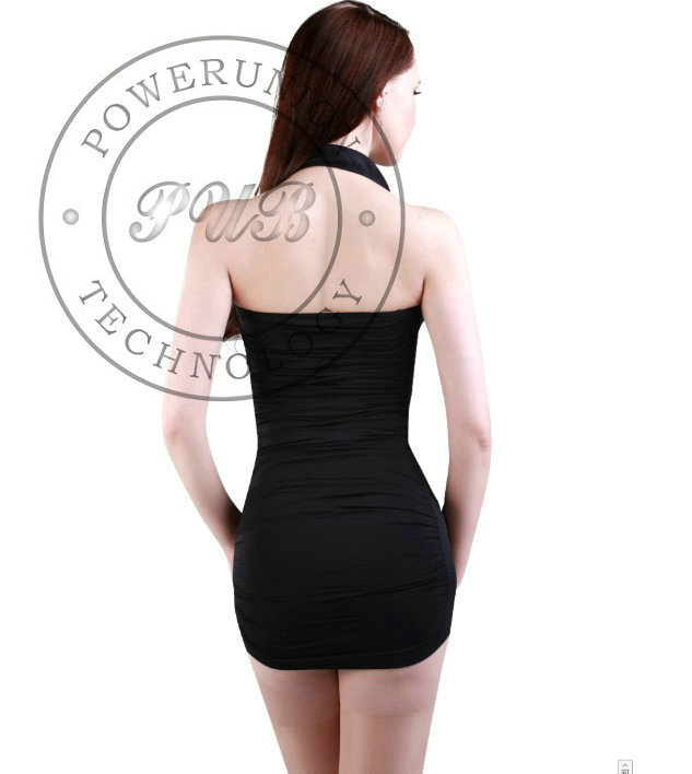 3a9ba4f4bb NEW Comfort Women Half SLIP Bodysuit Slimmer Halter Shapewear Firm Control  Body Shaper 300pcs Free shipping-in Control Slips from Underwear    Sleepwears on ...