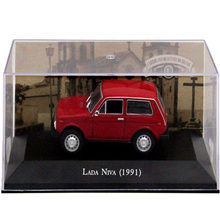 Altaya 1:43 Scale Lada Niva 1600 1991 Car Diecast Models Limited Edition Collection Toys Original Exquisite Models Car(China)