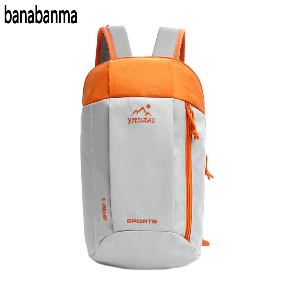 banabanma Small Backpack Unisex Children Stylish Leisure Schoolbag Travelling Shoulder Bag Gift ZK30