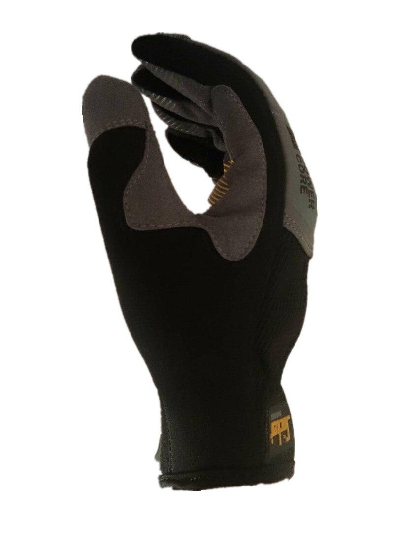 Highest Quanlity Shockproof Durable  Non-slip Working  Gloves(Large,Grey)Highest Quanlity Shockproof Durable  Non-slip Working  Gloves(Large,Grey)