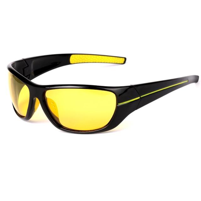 New Upscale Outdoor Sport Sunglasses Polarized Light Fishing Riding Glasses Set and Glasses Box