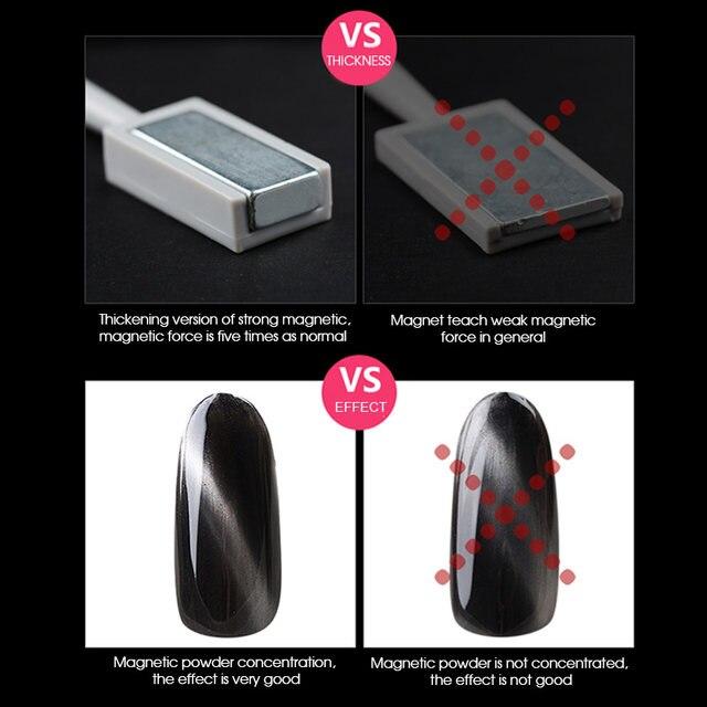 Online Shop BUKAKI 1pcs New Double-headed Magnetic Plate Magnet for ...