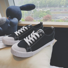 New Arrival Summer Fashion Girl Flats Sneakers Shoes All Black White gray Casual Shoes Women Canvas Shoes Lace-Up shoes JN-03 jn 041205jn