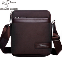 Kangaroo Kingdom Luxury Men Messenger Bags Oxford Male Crossbody Shoulder Bag