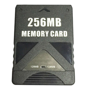 Image 3 - 256MB Memory Card for PS2 for Playstation 2 128MB+128MB