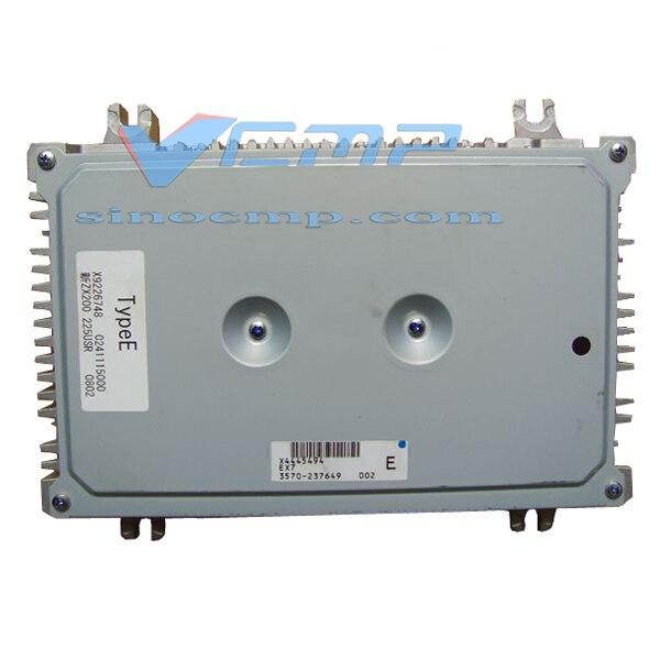ZX100 1 ZX130 1 excavator big controller 9226743 for Hitachi