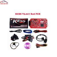 2019 Red EU ktag V7.020 V2.23 Master online 7.020 KTAG kess V2 KESS V5.017 ECU Programming Chip Tunning Tool ECU Best Price