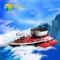 Actualiza RC Barco De Pesca de Control Remoto Barco De Pesca para Lanzar Señuelos Cebo Tackle Buscador de Los Pescados del Señuelo Electrónico Deportes Al Aire Libre