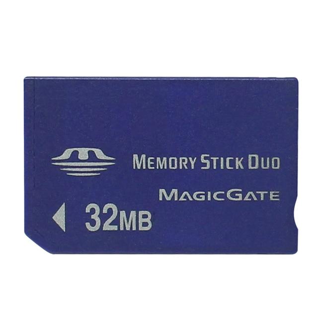 Новое поступление, Лидер продаж, карта памяти объемом 32 Мб, двойная карта памяти для PSP/камеры, палочка для памяти, антипрофессиональная карта