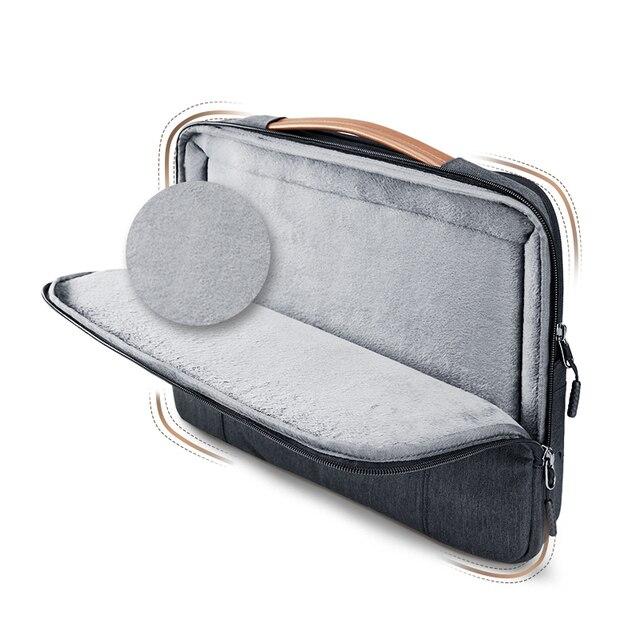 KALIDI Laptop Bag 11 12 13.3 14 15.6 Inch Waterproof Notebook Bag 15 15.6 Inch For Macbook Air Pro 13 15 Laptop Sleeve Women Men 3
