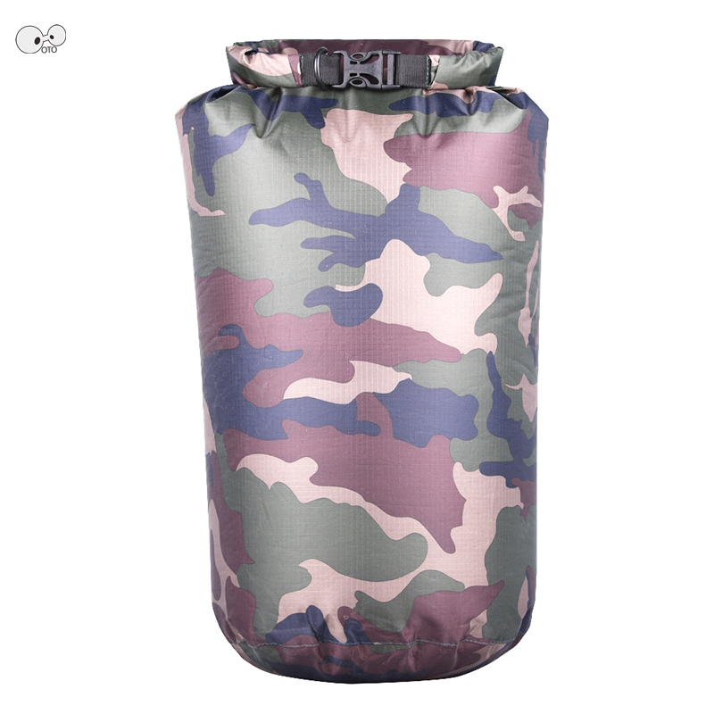 75L Large Capacity Sports Waterproof Storage Dry Bag Pouch Floating Diving Camping Swimming Drifting Compression Pack 5 Colors