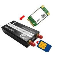 Mini PCI E PCI Express To USB Adapter With SIM Slot Card For WWAN LTE Module