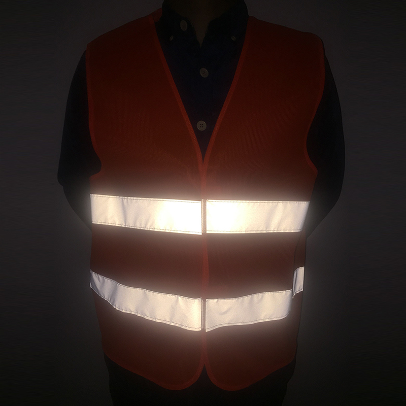 Plus-Size-L-XXXL-Reflective-Vest-Working-Clothes-Provides-High-Visibility-Day-Night-For-Running-Cycling