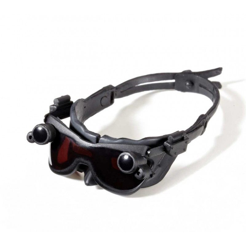 "TOW-FACE 1//6 Scale Catwoman Goggles Model Hot Toy Black For 12/"" Action Figure"