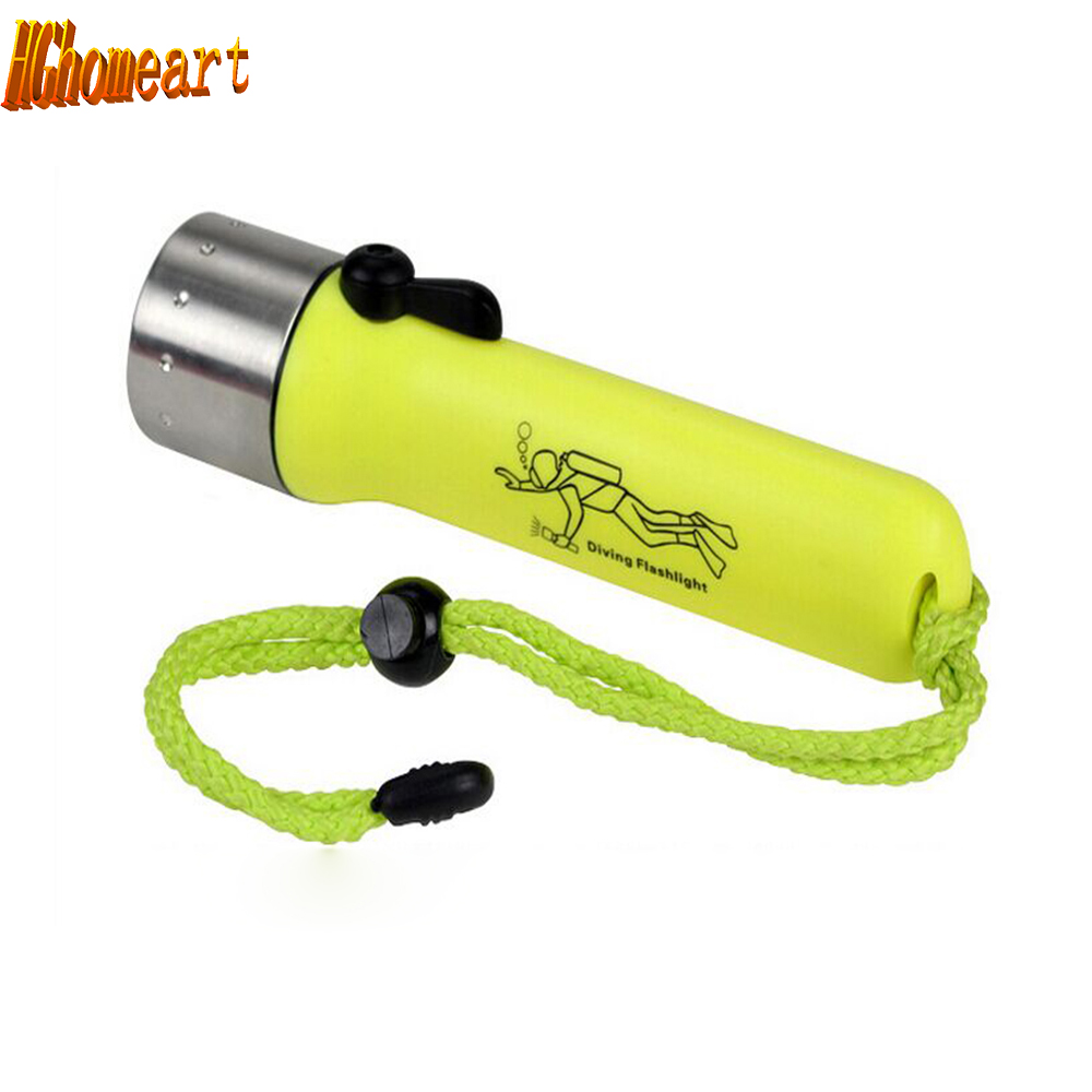 Powerful Cree Q5 160 Lumen Wrist Diving Flashlight Led Outdoor Lighting Waterproof Aaa Led Scuba Flashlights