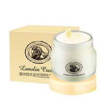 Жидкий ланолин Овцы крем отбеливающий против старения морщин увлажняющий макияж крем для лица