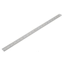 1 szt 50cm dwustronnie skala linijka prosta ze stali nierdzewnej narzędzie pomiarowe uniwersalne tanie tanio DANIU CN (pochodzenie) Maszyny do obróbki drewna NONE Straight Ruler