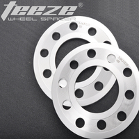 TEEZE T7075 Aluminum Alloy Wheel Spacers Universal Adapter 5x114.3mm CB 73.1mm convert to 5x108mm Car styling 2 pieces|Tire Accessories|Automobiles & Motorcycles -