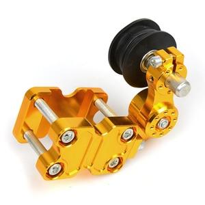 Image 2 - Tensor de cadena de motocicleta universal piñón/polea/motosierra para honda cbr1000rr fireblade cbr1100xx blackbird ST1300 st1300a
