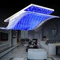 Потолочная люстра  светодиодная  с пультом дистанционного управления 11