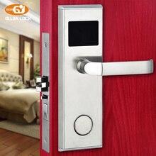 Популярный Электронный замок двери отеля с помощью Rfid карты 125KHz 01B