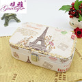 Guanya 1PCS Travel Case Best Birthday Gift Ring Earrings Necklace Storage Creative Jewelry Box PU Leather Case For Jewelry