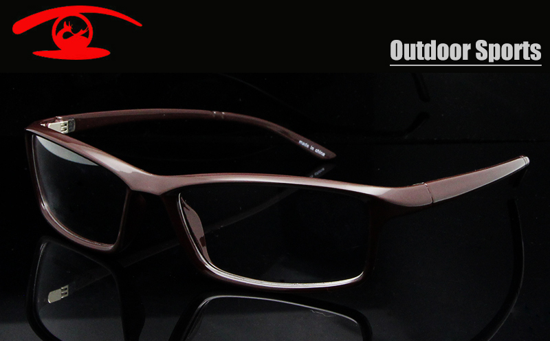 New 2015 Men Prescription Glasses Googles TR90 Flexible Optical Frame Glasses Man Oculos ...