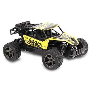 2.4 GHz 2WD Off-Road Brushed RC Car - UJ99 1