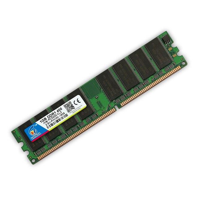 Оперативная память VEINEDA DDR1 2 ГБ DDR3 для DDR PC2700 2X1 ГБ оперативная память 184-pin 3