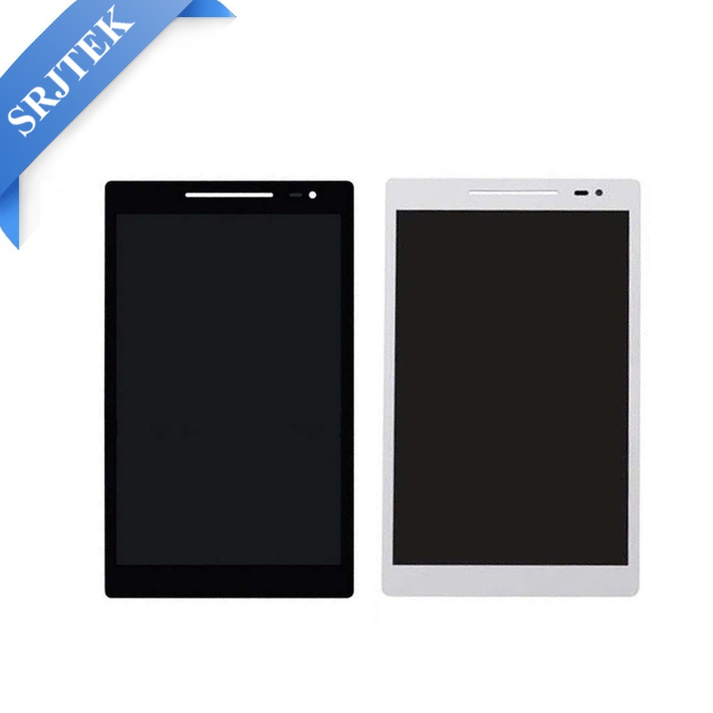 Black/White For Asus ZenPad 8.0 Z380KL P024 LCD Display With Touch Screen Digitizer Glass Sensor Full Assembly Repartment Parts white black blue lcd display touch screen digitizer full assembly replacement parts for samsung galaxy s4 i9500 i9505