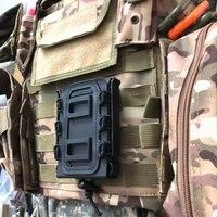 Открытый Молл Чехол тактический один винтовка Mag сумка регулируемый ремень подсумок костюм мм для 7,62 мм/5,56 мм bullet1