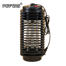 PGFYRS Electronics Mosquito Killer Trap Moth Fly Wasp Led Night Lamp Bug Insect Light Black Killing Pest Zapper fly light traps