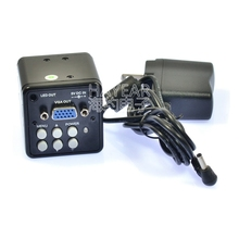 Best price HD 2MP VGA COMS Cross Hair Industrial Camera for Microscope