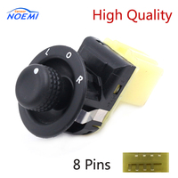 YAOPEI 56040694AD 056040694AD Side View Mirror Control Switch For Chrysler Sebring Dodge Avenger Caliber Jeep Patriot