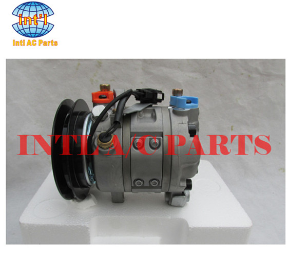Search For Flights Ac Compressor Zexel Dkv07f For Yanmar Tractor China Factory 1pk-115mm-12v