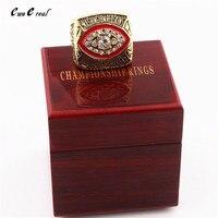 Manufacturer New Sale 1982 NFL Washington Redskins Champion US RIGGINS Ring Box Quick Shipping
