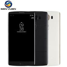 Orijinal Unlocked LG V10 H900 H901 4G LTE android cep telefonu Hexa Çekirdek 5.7 ''16.0MP 4 GB RAM 64 GB ROM WIFI GPS cep telefo...