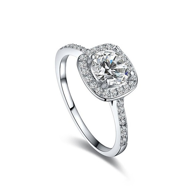 4ec37bda6822 Romad anillo de compromiso multi metal color oro rosa oro blanco multi color  de piedra azul